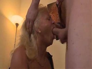 ROLEPLAY - Granny Fucks Grandson