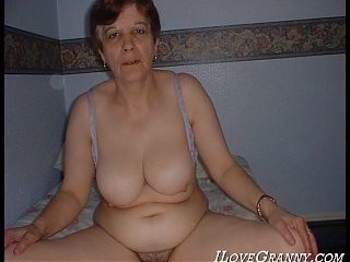 ILoveGranny Collected Mature Amateurs in Slideshow