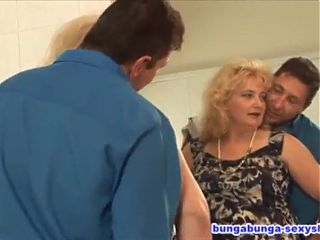 Friends and Family – 012 Neighbor Lady Has a Hairy Pussy