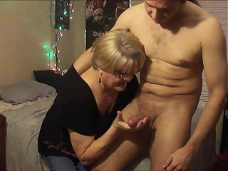 GREAT SEX with GILF friend of My Mom