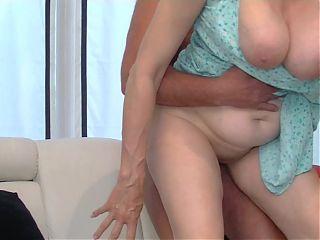 Grandma needs a hard cock!