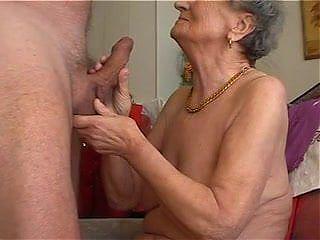 80 year old granny
